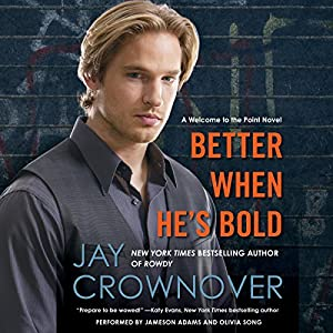 Better When He's Bold | Livre audio