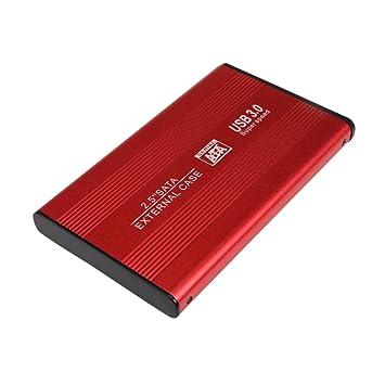 Homyl Unidad de Disco Duro USB 3.0 de 2,5 pulgadas USB Unidad de ...