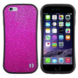 "Hypernova Slim Fit Dual Barniz Protector Caso Case Funda Para Apple (4.7 inches!!!) iPhone 6 / 6S (4.7 INCH) [Textura brillante Paint Wallpaper""]"