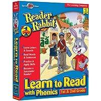 Reader Rabbit Aprende a leer con fonemas: 1º - 2º grado