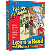 Reader Rabbit Learn Phonics 1st-2nd Grade