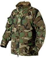 US Military Army Woodland Camo Cold Weather Gen 2 II ECWCS Goretex Parka Jacket
