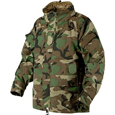Amazon.com: US Military Army Woodland Camo Cold Weather Gen 2 II ...