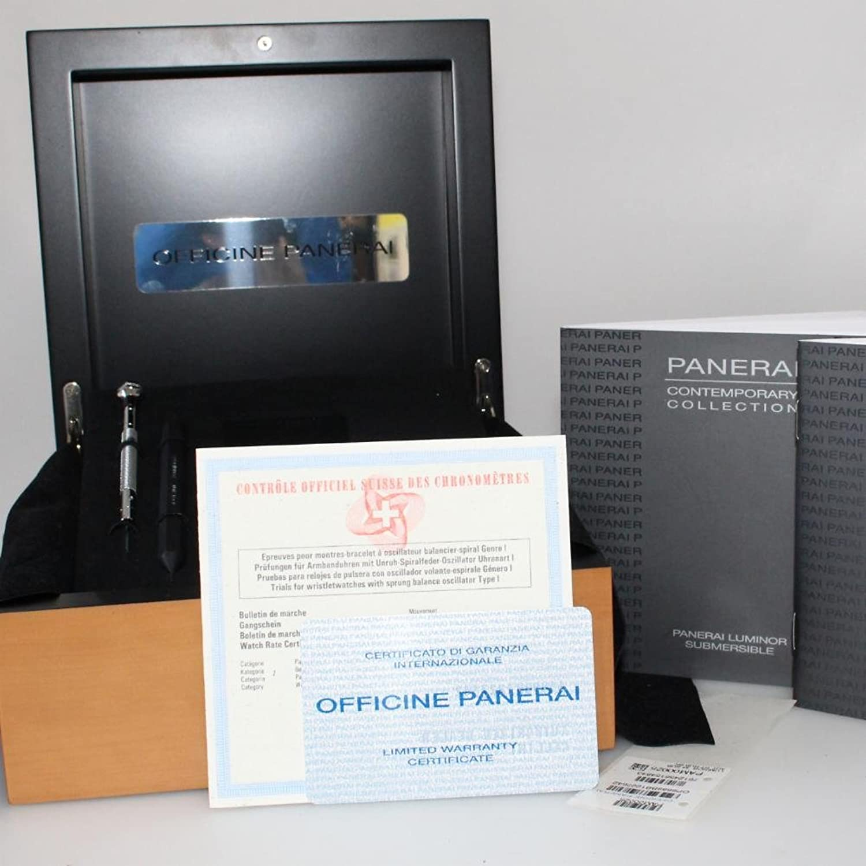 Amazon.com: Panerai Luminor Automatic-self-Wind Male Watch PAM00025 (Certified Pre-Owned): Panerai: Watches