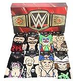 Odd Sox Limited Edition WWE Legends Gift Box Set 360 Knit Crew Sock (8-Pair)
