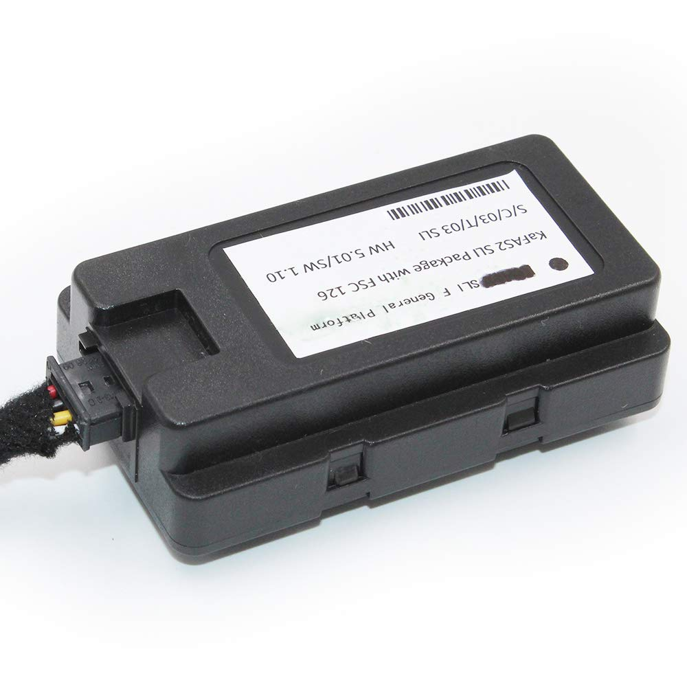 Hotwin Speed Limit Information SLI Emulator Compatible With BMW NBT F Series Retrofit