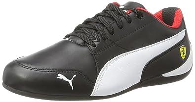 fa6a0fc632 Puma Unisex Sf Drift Cat 7 Black Sneakers-7 UK India (40.5 EU ...