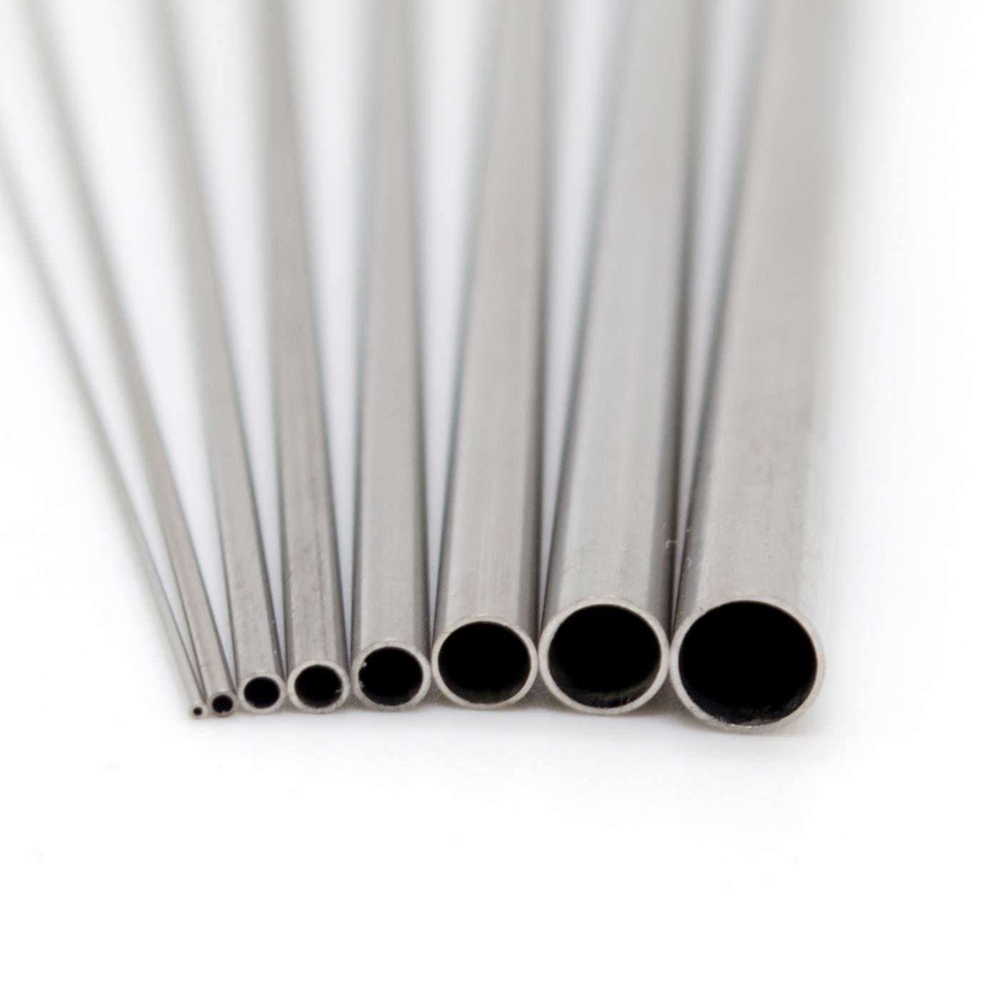 "New 12pcs 1//2/"" 12Ga Blunt Stainless Steel Syringe Needle tips"
