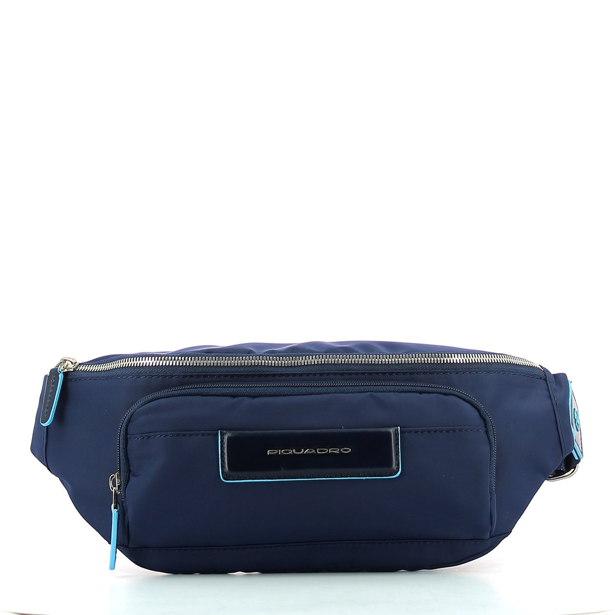 Piquadro Hüfttasche Collection celion Nylon bleu-32 cm