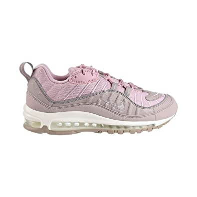 new arrival c3ec9 9886b Amazon.com | Nike Air Max 98 Mens Shoes Triple Pink 640744 ...
