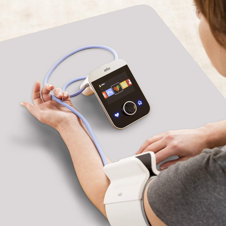Braun ActivScan 9 - Tensiómetro de brazo digital: Amazon.es: Salud ...