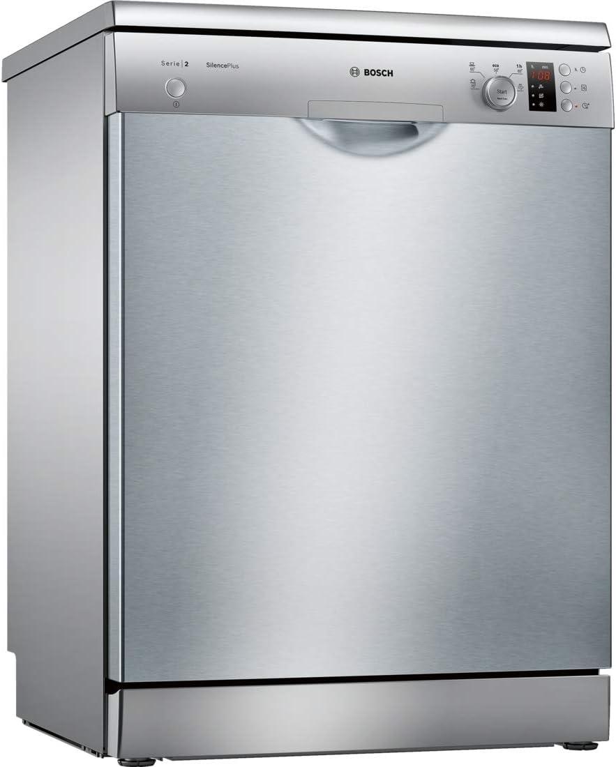 Bosch Serie 2 SMS25CI05E lavavajilla Independiente 13 cubiertos A ...