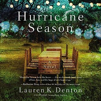 Amazon com: Hurricane Season: A Southern Novel of Two
