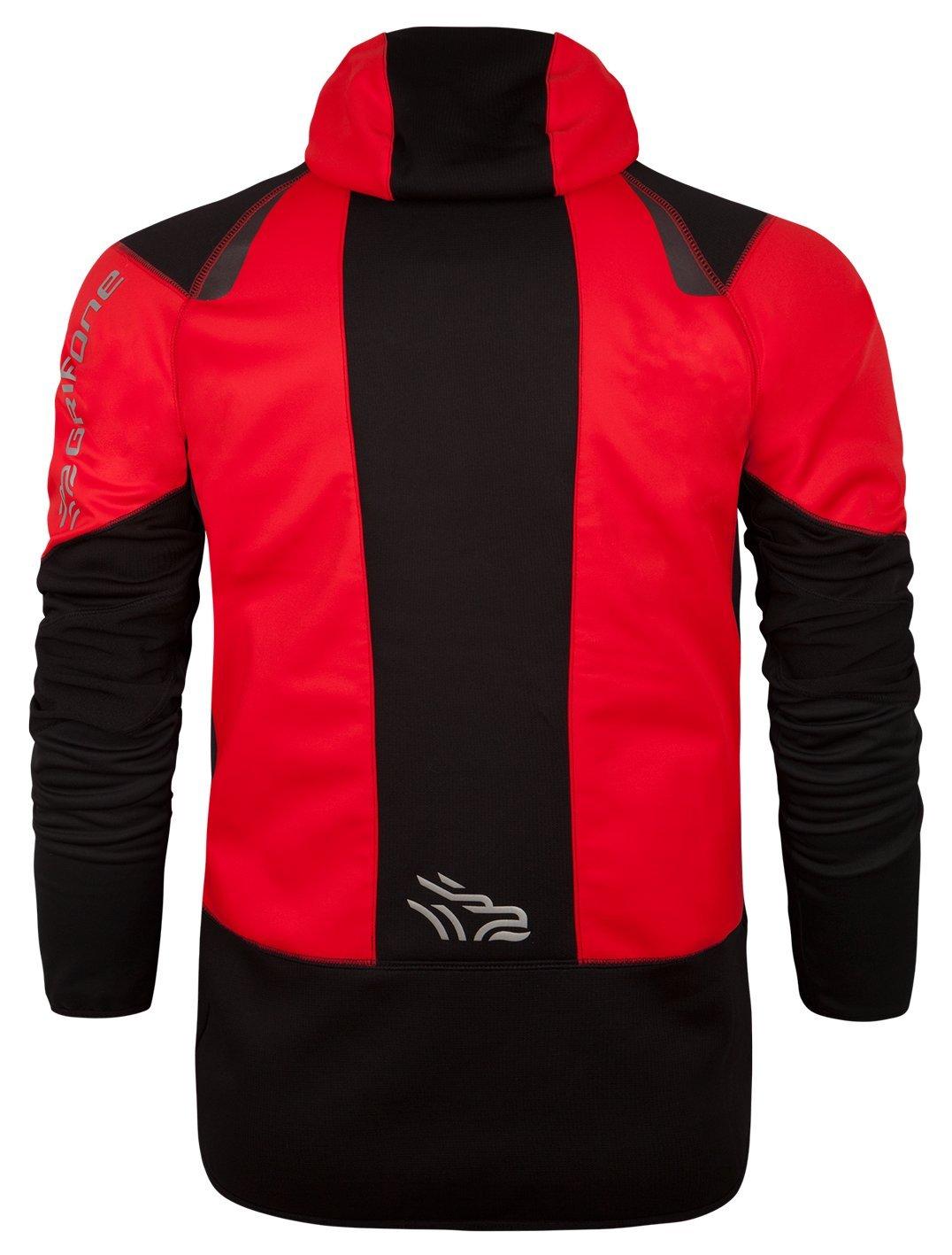 Grifone Bistra - Chaqueta para Hombre, Color Rojo, Talla XXL: Amazon.es: Deportes y aire libre