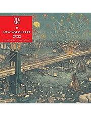 New York in Art 2022 Mini Wall Calendar
