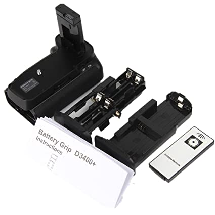 yingge empuñadura de batería para cámara réflex digital Nikon ...