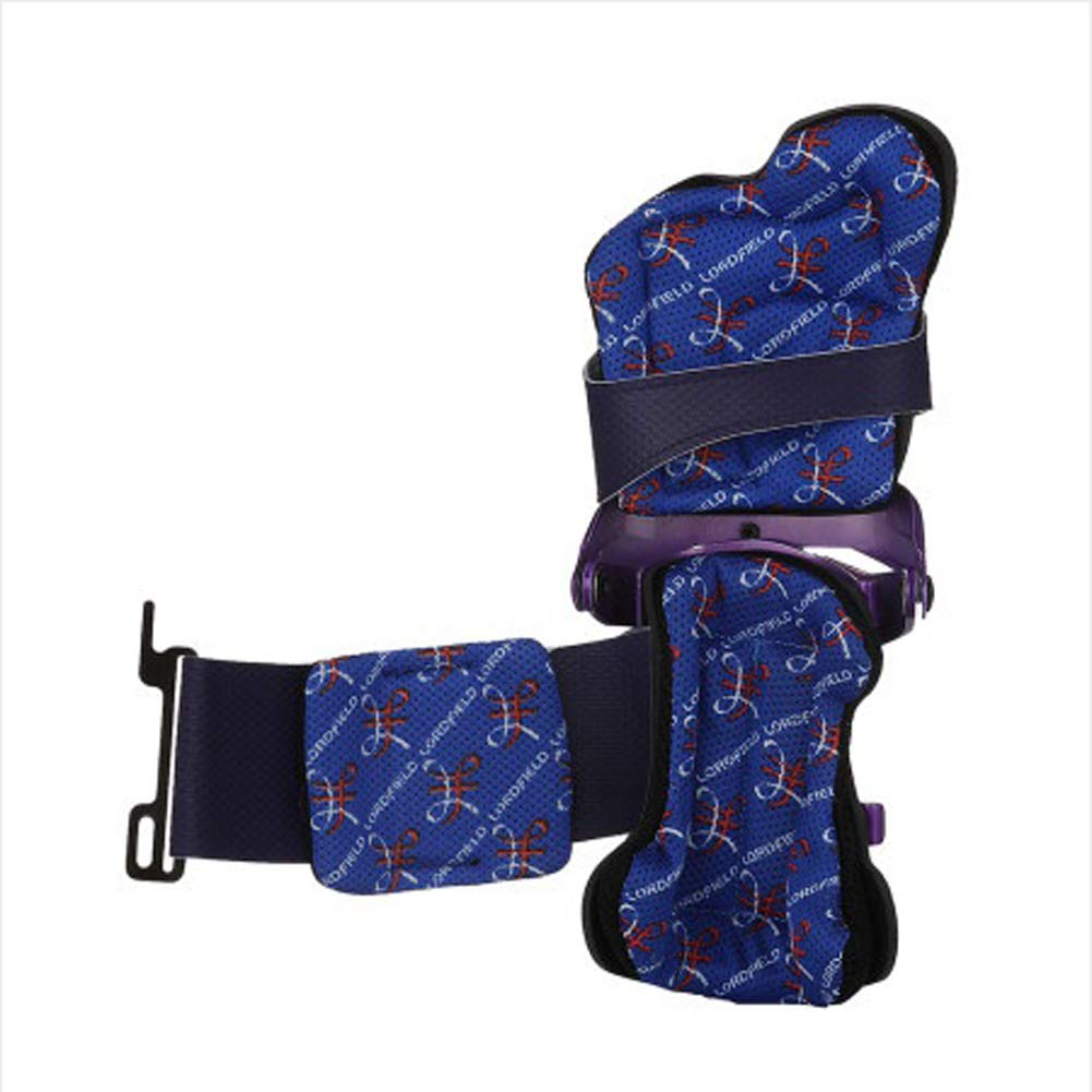 Rev-Up Shark Mongoose Bowling Wrist Support Accessories for Right Hand Purple Color (S) by [Rev-UpOEM] (Image #3)