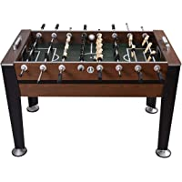 "GYMAX 54"" Foosball Table Indoor Soccer Game Table for Adults Kids Room Sports Game"