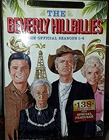 The Beverly Hillbillies: The Official Seasons 1-4 (Beverly Hillbillies Volume 2)