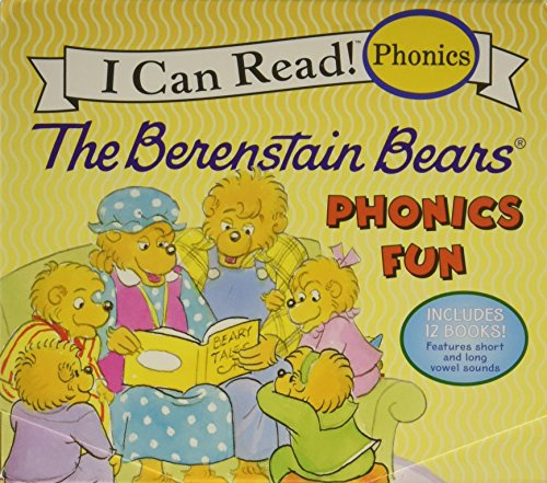 The Berenstain Bears Phonics Fun (My First I Can Read)