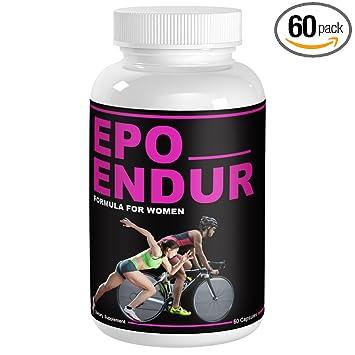 Amazon.com: Los suplementos de entrenamiento EPO PRE para ...
