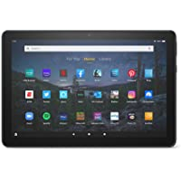 "Introducing Fire HD 10 Plus tablet, 10.1"", 1080p Full HD, 32 GB, Slate"