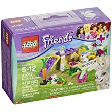 Conejos y bebés LEGO Friends 41087