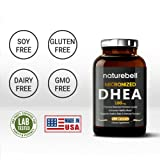 Natural DHEA 100mg, 200 Capsules, Micronized Grade