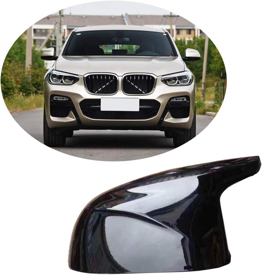 M Look For BMW X3 G01 X4 G02 X5 G05 Carbon Fiber Rear Side Mirror Cover 2018