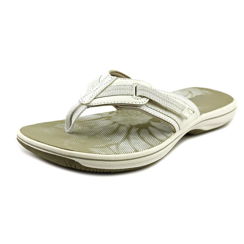 Clarks Womens Brinkley Jazz Comfort Flip Flops: Amazon.ca: Shoes & Handbags