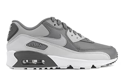 nike air max 90 (gs) big kid running\/fashion sneakers
