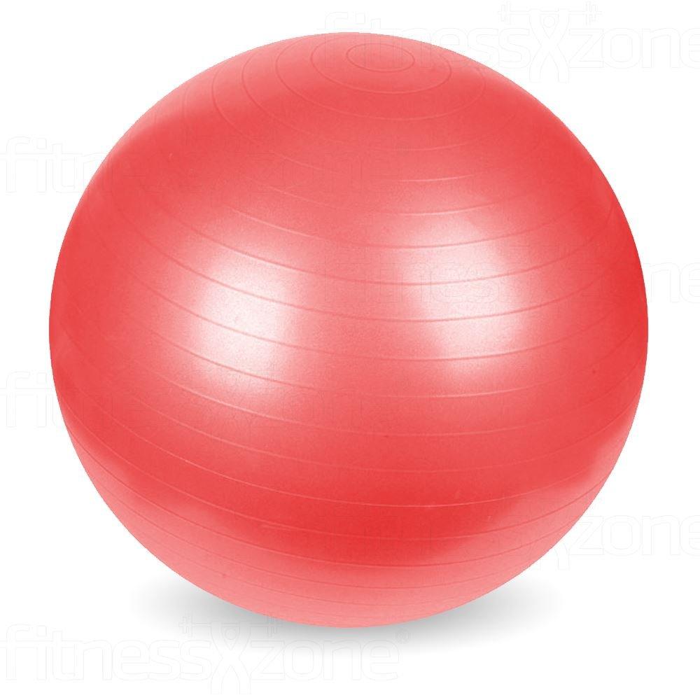 fitnessXzone Exercise Gym Yoga Swiss Ball Fitness Pregnancy Birthing Anti Burst Balls 65cm