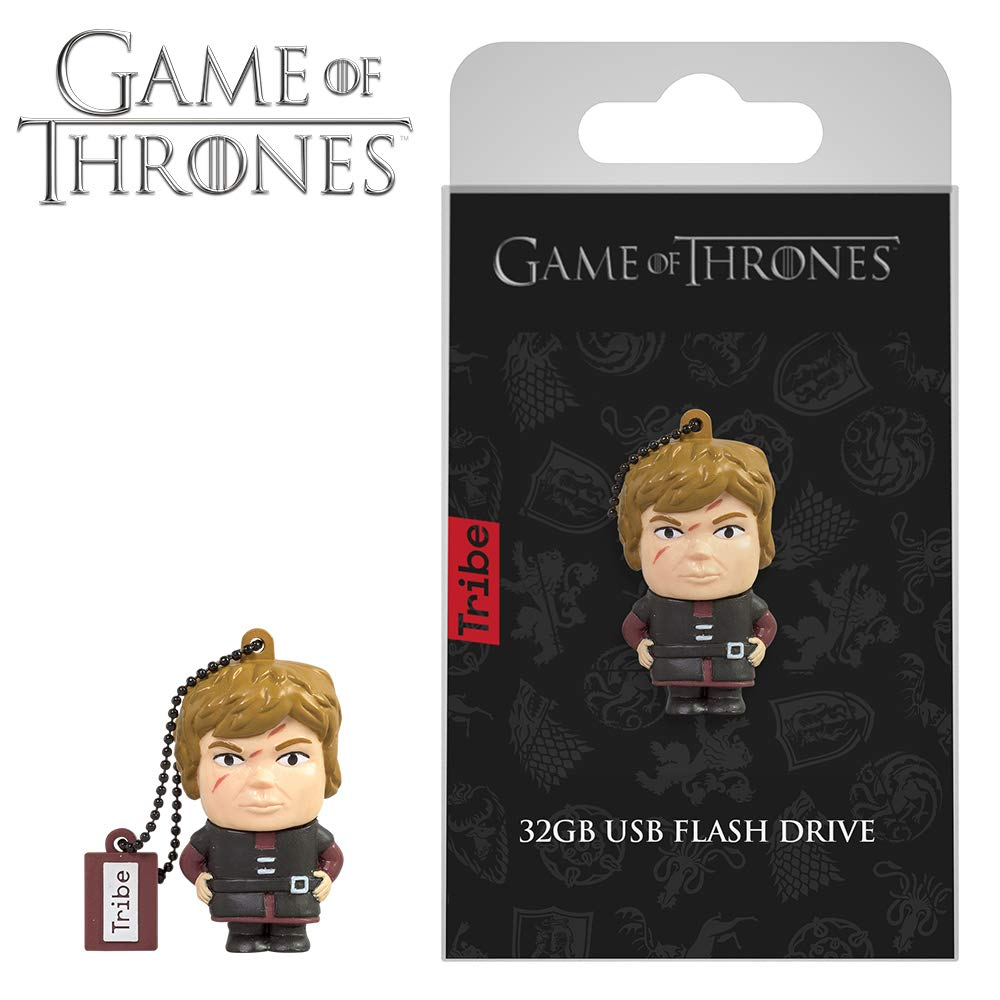Llave USB 32 GB Tyrion - Memoria Flash Drive 2.0 Original Game of ...