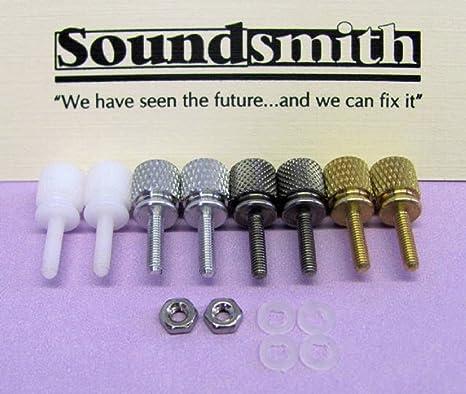 Amazon.com: soundsmith ez-mount Tornillos para la ...