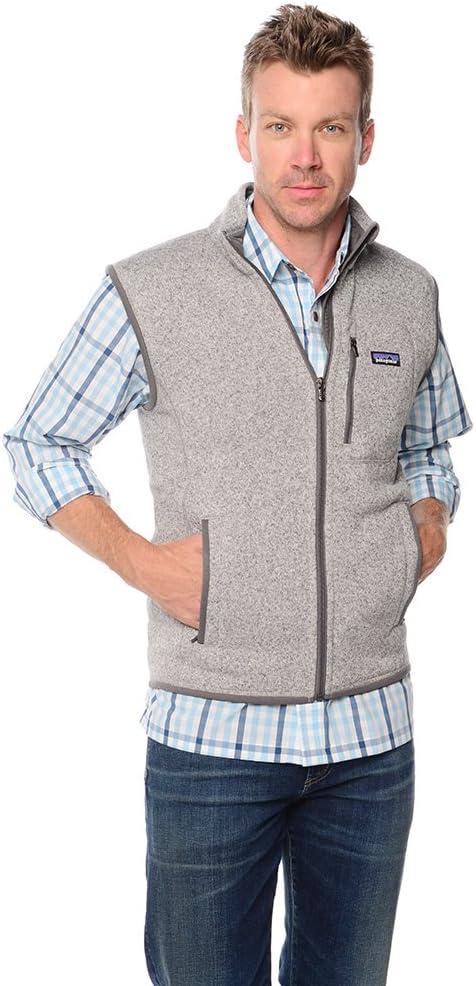 patagonia fleece better sweater vest