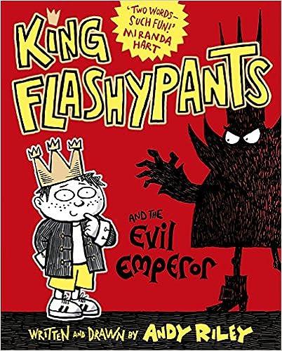 Amazon kindle books téléchargerKing Flashypants and the Evil Emperor PDF RTF DJVU