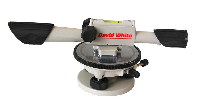 David White L6-20 Meridian 22X Optical Level SitePro 44-D8824