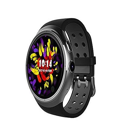 Amazon.com: Z10 Smart watch 3G Phone Watch RAM 1GB ROM 16GB ...