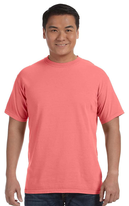 Comfort Colors 6.1 oz. Ringspun Garment-Dyed T-Shirt, WATERMELON