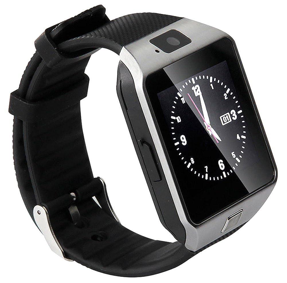 Amazon.com: COCOTINA Bluetooth Smart Watch DZ09 Smartwatch ...