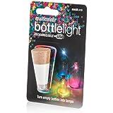 Suck UK SK Ligh tbottle3, batería bares Botella–Luz Multicolor, plástico,, 5x 2.3x 2.3cm
