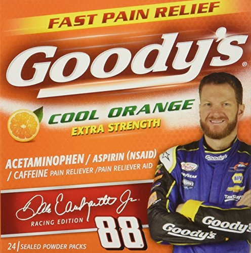 Goody's Headache Powder-Cool Orange-24 ct.