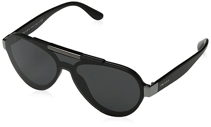 4dde45eb Prada PRADA SPECIAL PROJECT SPR 01US BLACK/GREY men Sunglasses ...