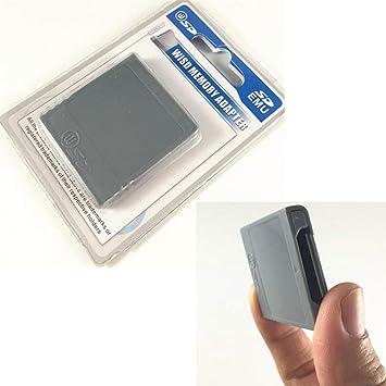 Key SD - Adaptador de Tarjeta de Memoria para Nintendo ...