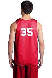 9a87b3c1453 Players Inc Basketball Custom Jersey Numbered Reversible Mesh Basketball  Uniform Jersey Top