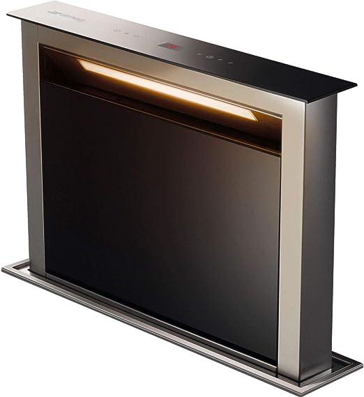 Smeg KDD60VXE-2 - Campana (570 m³/h, Canalizado/Recirculación, C, A, E, 62 dB): Amazon.es: Hogar