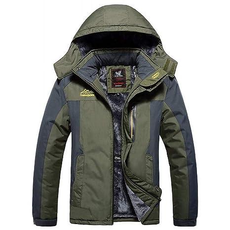 7xl Samt Jacke Mit Winter Warme Militär Plus Männer Herren
