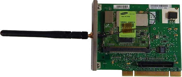 Dell FJ728 EMEA 5210-5310 Wireless Option Card KC516 SWL-2610M w/Antenna
