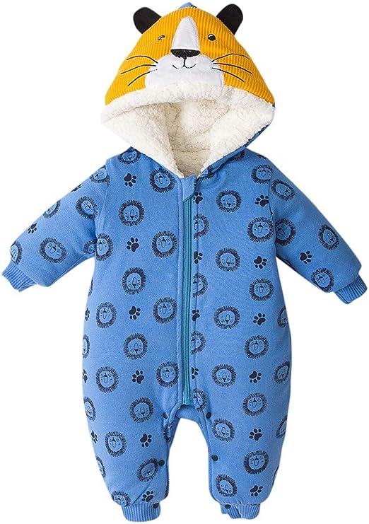 Baby Boy/'s Girl/'s Romper Bodysuit Jumpsuit Snowsuit Outfit Coat 0-9 M