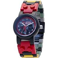 LEGO Girls 8020813 Year - Round Analog Quartz Red Watch